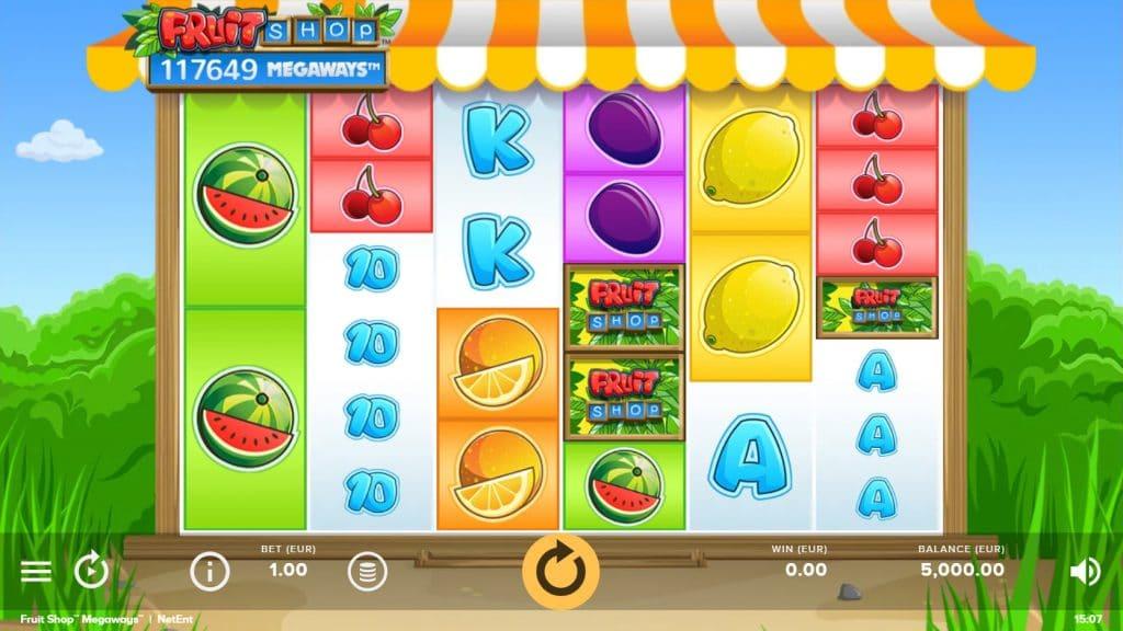 Fruit Shop Megaways - Ny variant av NetEnts klassiker