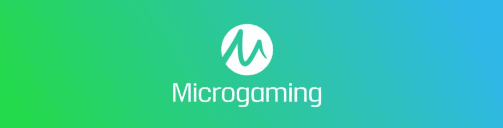 Spelutvecklaren Microgaming