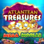 mega moolah atlantean treasures